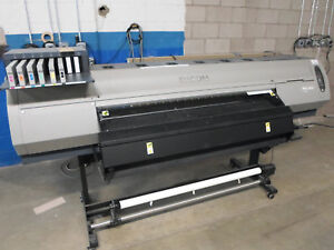 Ricoh Pro L4130 54 Wide Format Color Latex Printer Ct