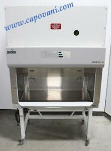 Nuaire Inc Nu 440 400 Class Ii Type A2 Biological Safety Cabinet