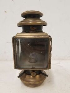 1913 Orginal Ford Model T Edmund Jones E j Brass Gem Cowl Light
