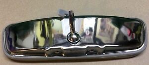 New 1960 1967 Chevy Monza Interior Day night Mirror 8 Chrome