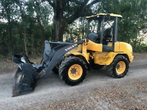 Volvo L35b Pro 4x4 Articulating Loader With Hyd Qa 3rd Valve