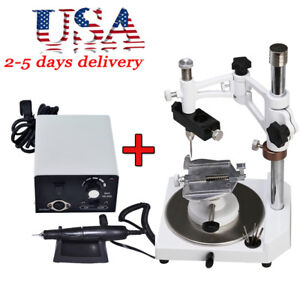 Dental Lab Equipment Parallel Surveyor 35k Rpm Handpiece Micromotor Polisher Us