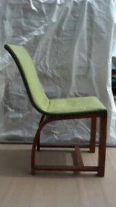 Four Heywood Wakefield Chairs Designed By Gilbert Rohde
