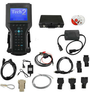 Tech2 Diagnostic Scanner With Tis2000 32mb Card For Gm Isuzu Sic Bo Opel Tech 2
