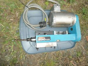 Suhner Mono Master Drill With Baldor 1 2hp Electric Motor