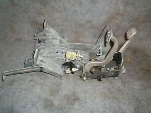 97 04 Chevy Corvette C5 Manual Shift Pedals Assembly Clutch Brake 99 00 01 02 03