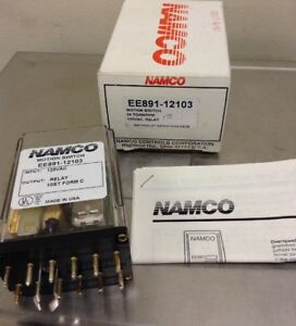 Namco Motion Switch Relay Ee891 12103