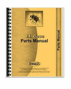 Parts Manual Case 310b Forklift