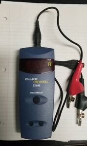 Fluke Ts100 Cable Fault Finder With Soft Case