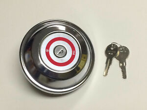 1971 72 73 74 75 1976 Amc Gremlin 1971 72 1973 Amc Hornet Chrome Locking Gas Cap