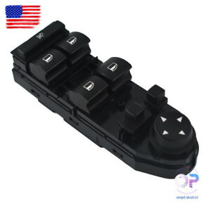 New For Bmw E83 X3 Driver Window Lifter Mirror Switch Control Unit 2004 2010 Us