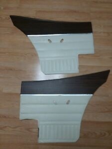 1975 1976 Plymouth Duster Interior Quarter Trim Panels