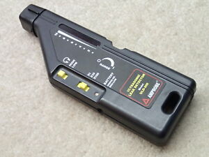 Amprobe Uld 300 Ultrasonic Leak Detector Incomplete receiver Only