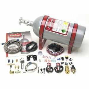 Nitrous Oxide Injection System Kit Performer Efi Dry System Fits 2003 Mustang V8