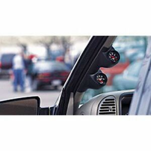 Gauge Pod Mounting Solutions Dual Autozone Autometer 20854 Fits 1999 Vw Jetta