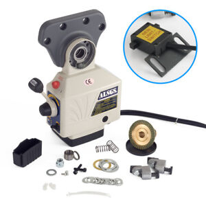 Alsgs 110v 220v Power Feed For Vertical Milling Machine X Y Axis Alb 310s