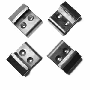 Plastic Inner Jaw Clamps Coats Tire Changer Machine Protector Parts 4pc