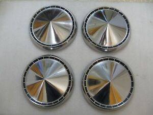 1957 Plymouth Dog Dish Hubcaps Plaza Savoy Belvedere Fury All Offers Considered