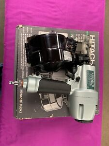 Used In Good Condition hitachi Nv 65ah2 2 1 2 Coil Nailer