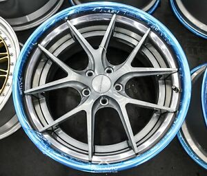 20x9 5 20x11 Strforged Custom 2 Piece Forged Wheels For Bmw E92 E93 M3 Rims