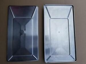Lot Of 2 S s Hopper Cover Lids X38458 For Taylor 754 Ice Cream Machine