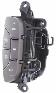 Cruise Control Switch Wells Sw7943 Fits 2007 Cadillac Dts