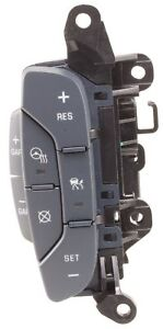 Cruise Control Switch Wells Sw7948 Fits 2006 Cadillac Dts