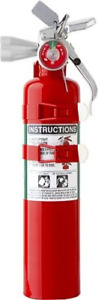 New 2018 Halotron 2 5lb Clean Agent Fire Extinguisher W bracket B385ts Halon