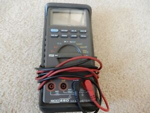 Appa Rcc 460 Digital Multi Meter Tester With Standing Molded Case appa 97