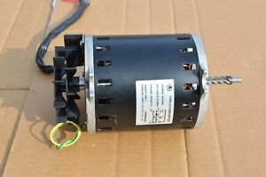 420w Electric Induction Motor 120v 3 5a