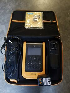 Dymo Xtl 500 Label Thermal Printer With Case Barely Used