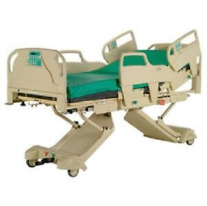 Stryker Chg Spirit Select Patient Care Hospital Bed With New Medical Mattress