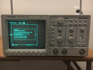 Tektronix Tds 320 2 Channel Oscilloscope 100mhz 500ms s Tested Working Atb