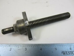 Atlas Craftsman 10 12 Lathe Tool Slide Screw Plate Dial