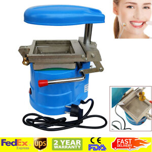 220v 110v Dental Vacuum Forming Molding Machine Former Lab Equipment Ups Ship