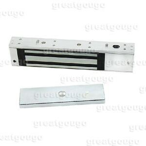 Electric Magnetic Door Lock 350kg Holding Force Nc