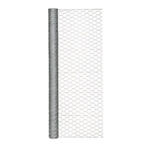 Garden Zone 72 Inches X 150 Feet 20 gauge Poultry Netting With 2 inch Openings