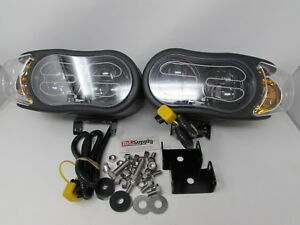 Genuine Meyer Snow Saber 4 Led Snow Plow Light Set Part 23067 07787 07550