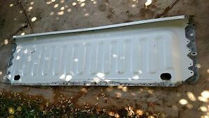 2002 2017 Dodge Ram 1500 2500 3500 Pickup Bed Front Cab Bulkhead Metal Panel