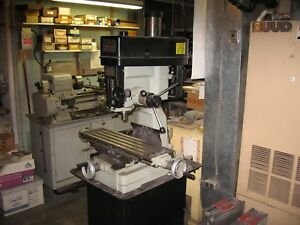 Bt msc Bench Mill drill Machine With Cabinet Milling Drilling