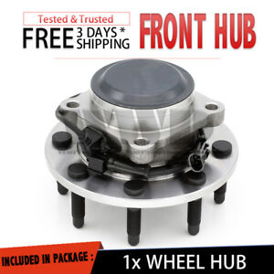 515086 Front Wheel Hub Bearing For 2001 2004 Gmc Sierra 2500 Sl Sle Slt Wt Rwd