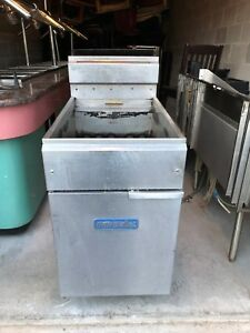 Imperial Commercial Cooking Equipment Idd 75 op Deep Fryer