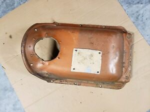 67 72 Chevy Gmc Truck Floor Tunnel Hump Transmission Cover 4 Speed