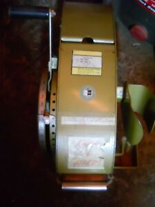 Better Pack By Better Packages Company 333 Gummed Paper Packing Tape Machine