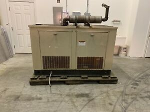 Whole House 15 Kw Generac Generator Natural Gas 331 Hours We Ship
