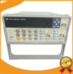 Sp312b25 100mhz To 2 5ghz Digital Universal Frequency Counter Tester Cymometer