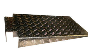 Kernel Replacement Light Weight Automotive Four Post Lift Ramps