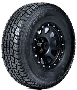 4 New Travelstar Ecopath A t All terrain Tires Lt265 70r17 Lre 10 Ply
