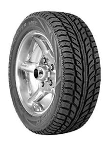4 New Cooper Weather Master Wsc Winter Snow Tires 245 45r18 245 45 18 2454518