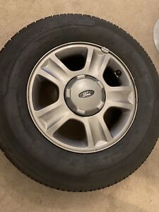 Ford Escape Tires Wheels Set Of 4 235 70 16